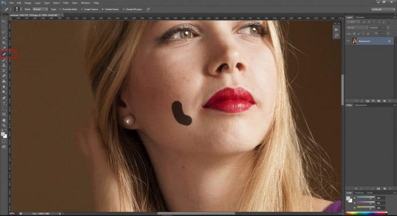 Photo Retouching - offshore clipping path