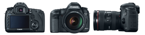 Canon EOS 5D MK III - camera for product photography