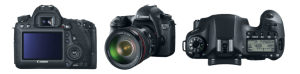 Canon EOS 6D - camera for product photography