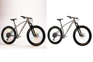 Bicycle Photo editing Service