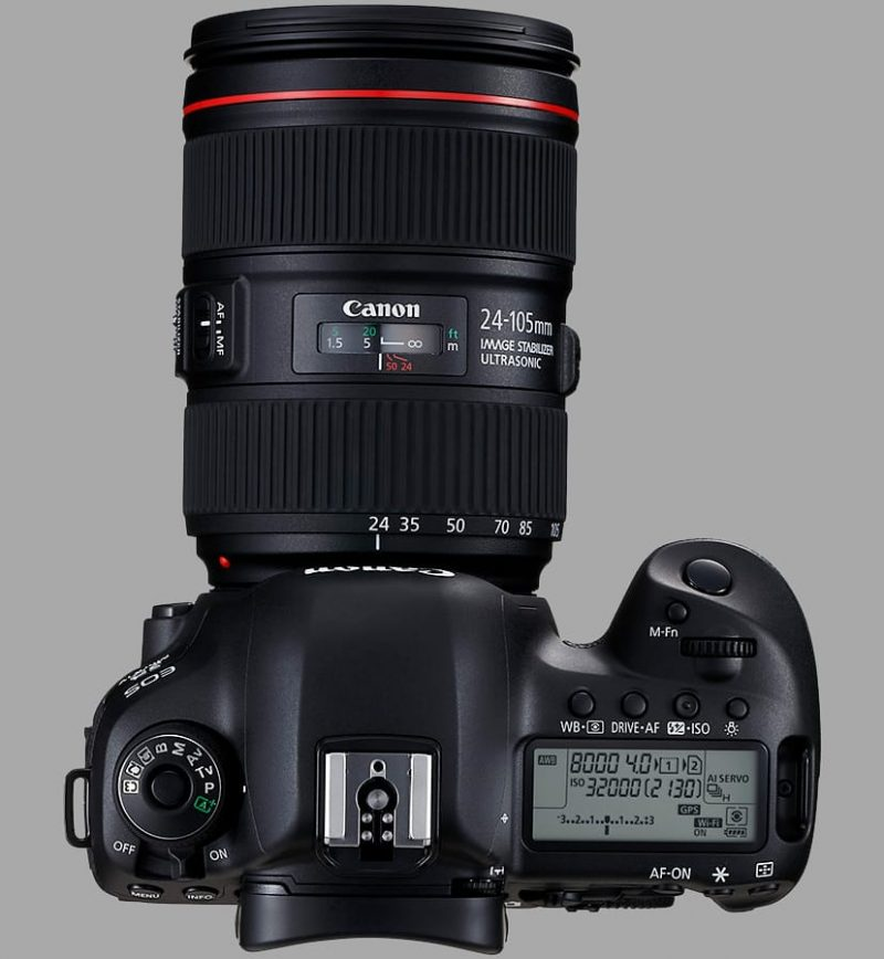 Camera Canon EOS 5D - A Camera Full of Exciting Features
