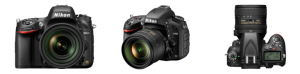 Nikon D600 - camera for product photography