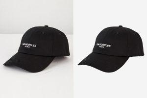 Cap photo editing service