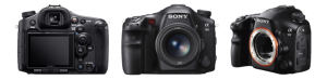 Sony ALPHA SLT-A99V - camera for product photography