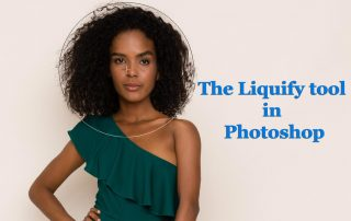 How to use the Liquify tool in Photoshop