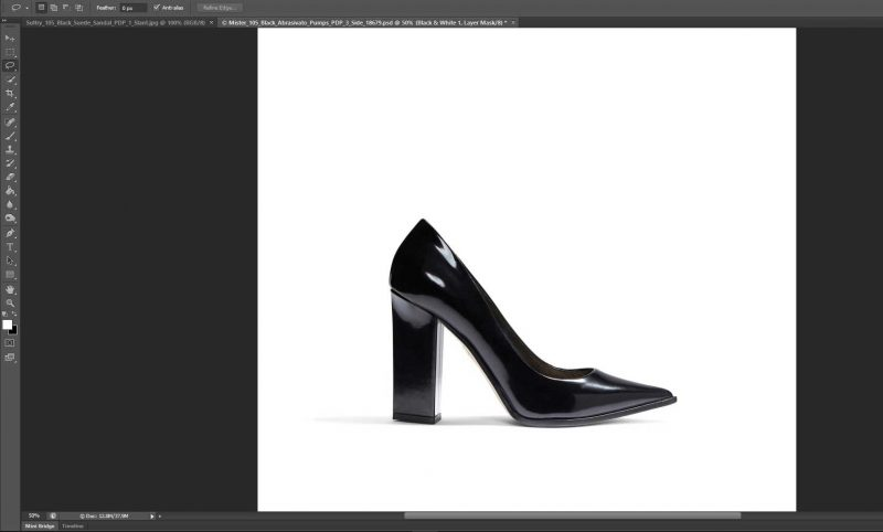 Natural Shadow in Photoshop