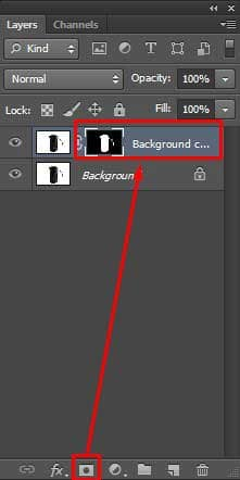 How to add Drop Shadow in Photoshop