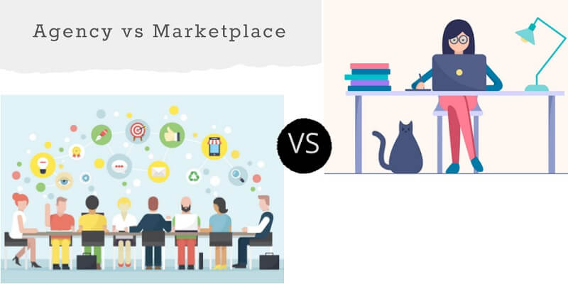 Freelance Photo Editor- Agency vs Marketplace Comparison