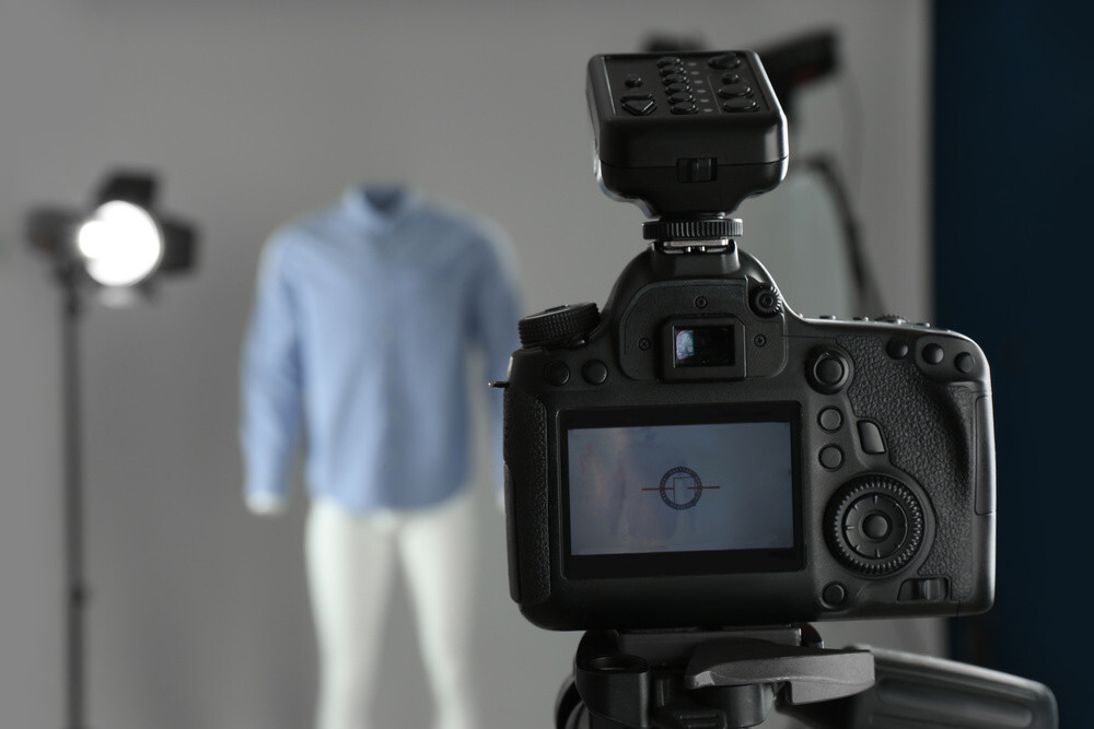 Start Shooting - Clothing Photography