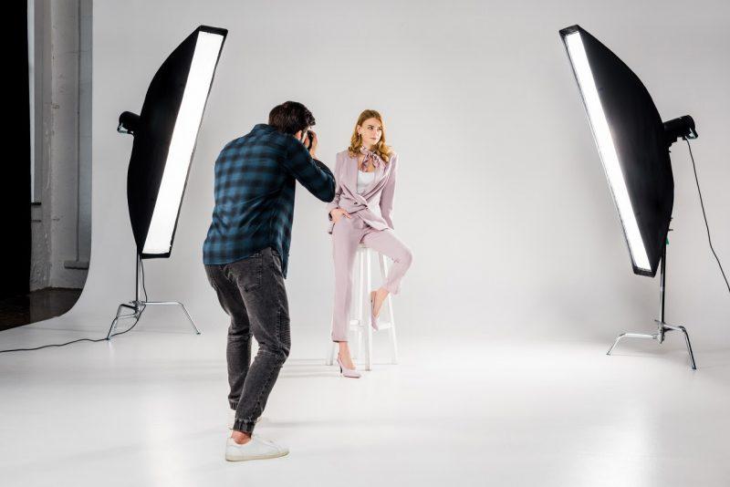 Photography Studio floor drop