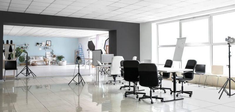 Photography studio space