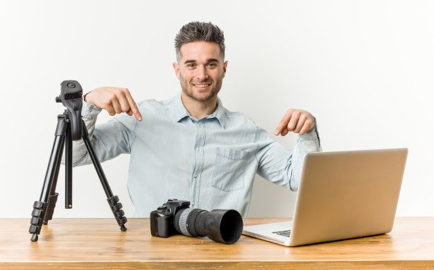 Set a Product Photography Pricing List