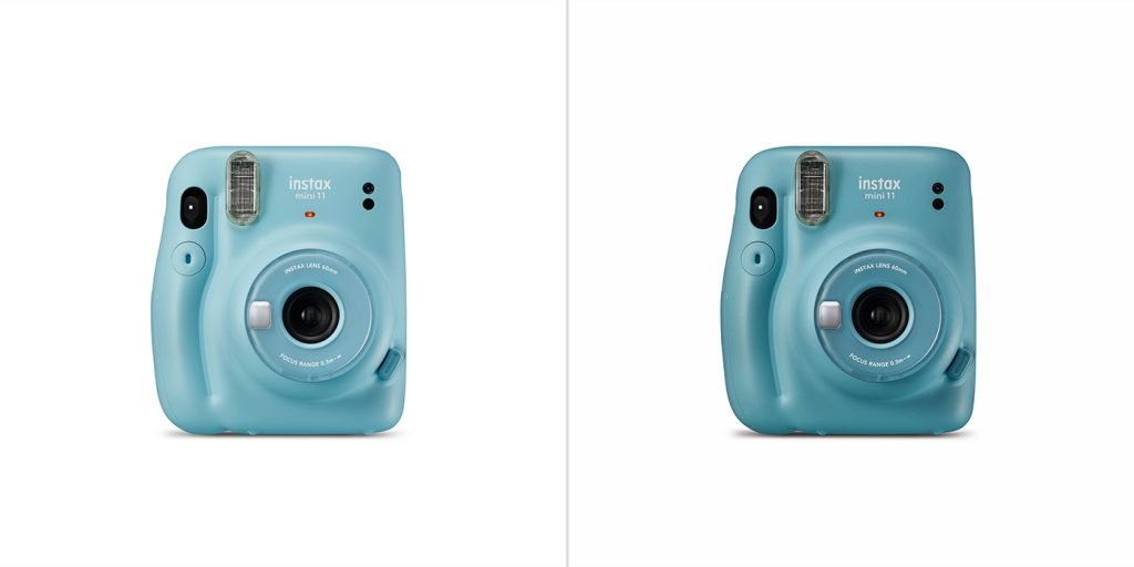 Use of Reduce Blue Cast Lightroom preset